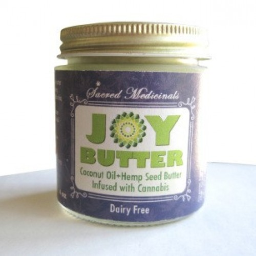 Joy Butter Logo