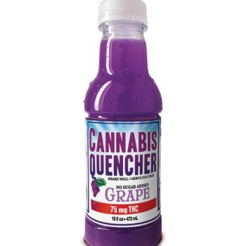 Cannabis Quencher - Grape