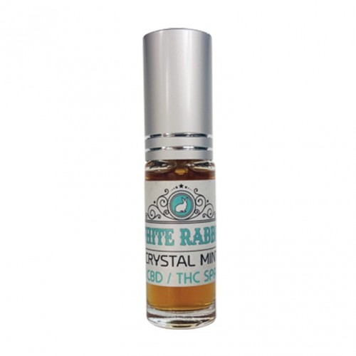 1:1 Crystal Mint Breath Tincture, 500mg Logo