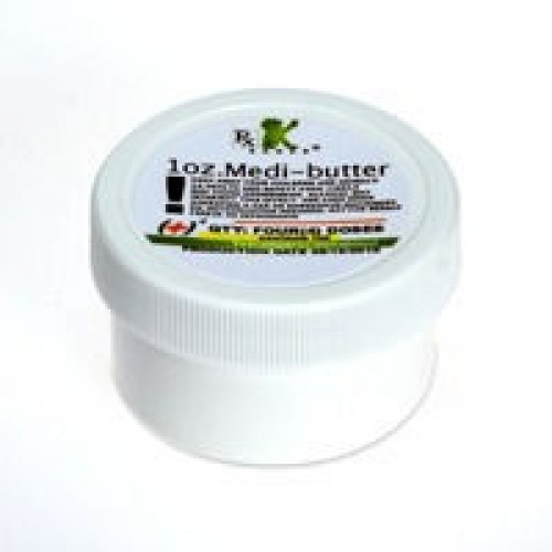 Medi-Butter - 8 oz Logo
