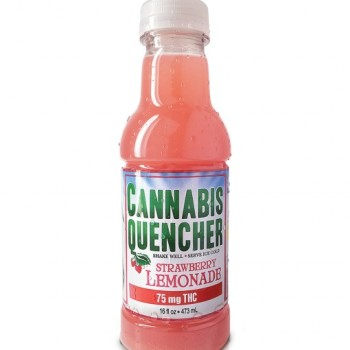 Cannabis Quencher - Strawberry Lemonade