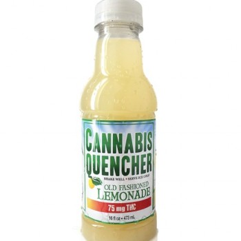 Cannabis Quencher - Old Fashioned Lemonade