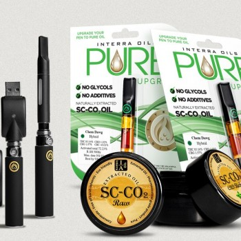 Chem Dawg (Chemdog) Vaporizer Cartridge - Interra Oils