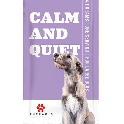Calm And Quiet - Large Dogs (30 Pack) Logo